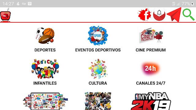 تحميل تطبيق MANZANA TV.apk لمشاهدة القنوات الرياضية العالمية و الافلام