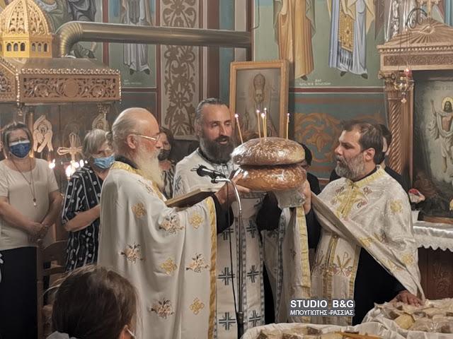 Πανηγυρίζει ο Ιερός Ναός του Τιμίου Προδρόμου στο Καπαρέλι Αργολίδας