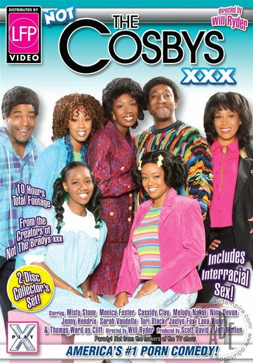not the cosby show porn