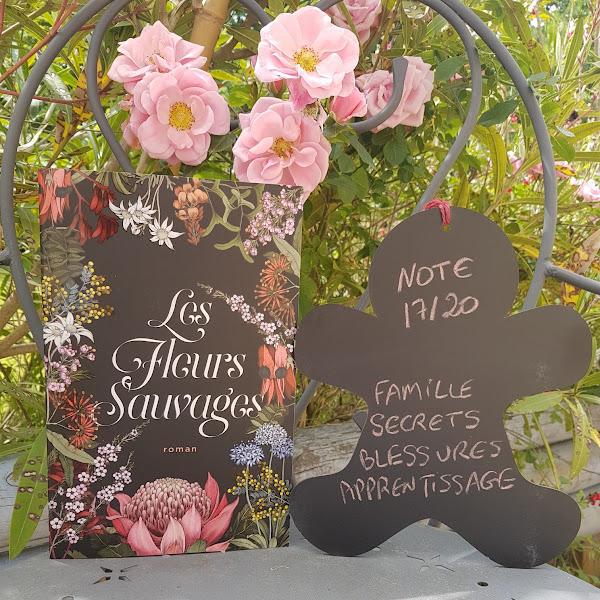 Les fleurs sauvages de Holly Ringland
