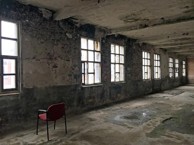 Silence Stills. Urban exploration photography KVL Oisterwijk 2017