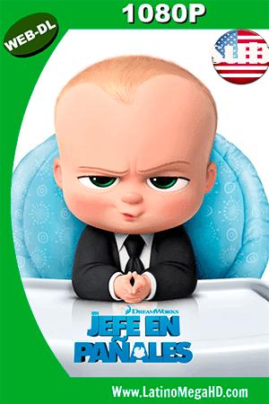 Un Jefe En Pañales (2017) Subtitulado HD WEB-DL 1080P - 2017