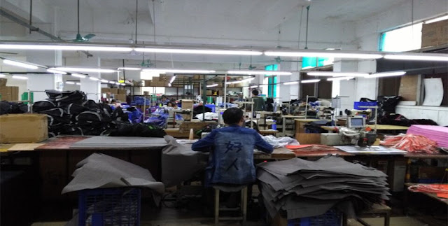 China Handbag Factory