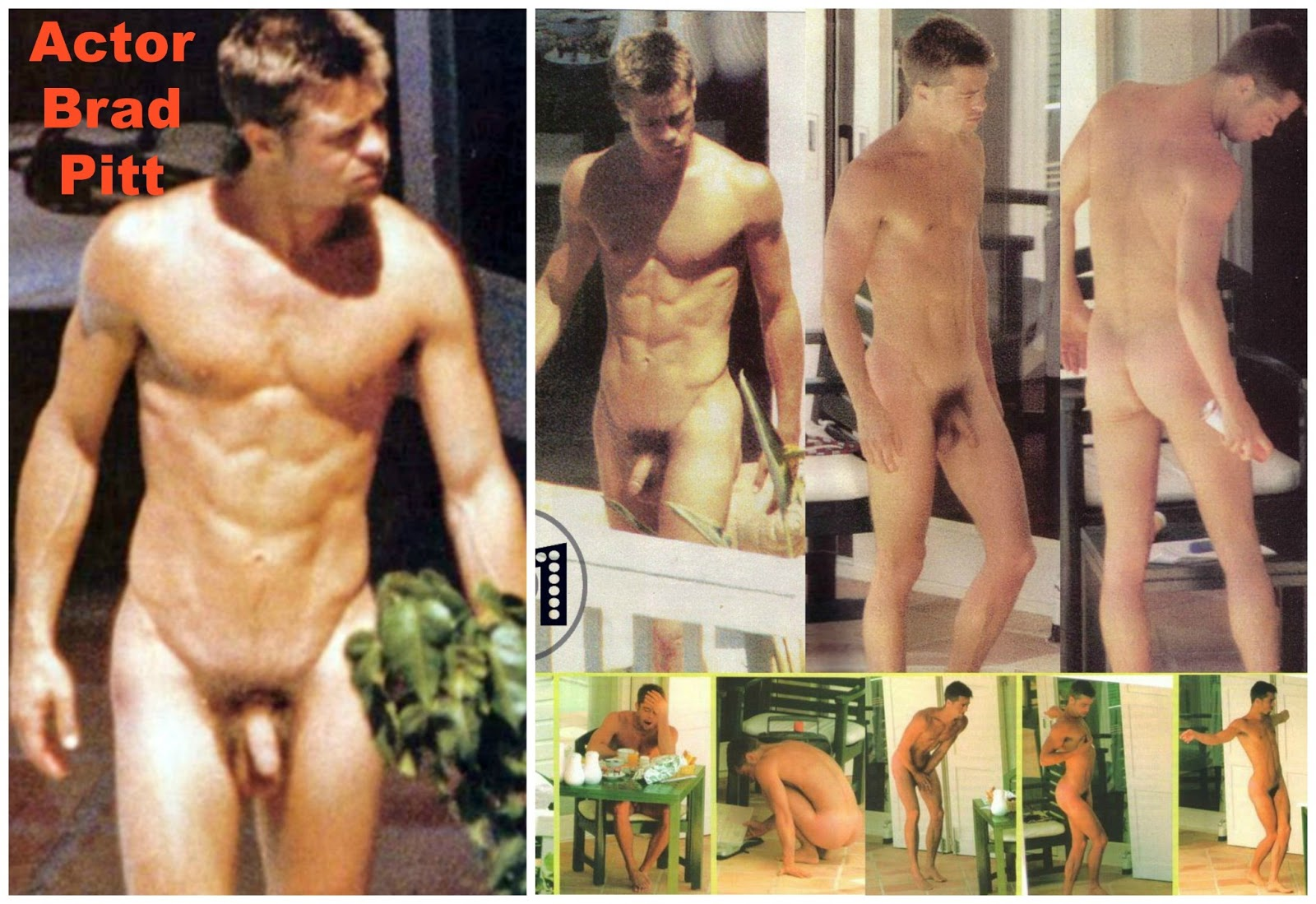 What's brad pitt's sexiest role