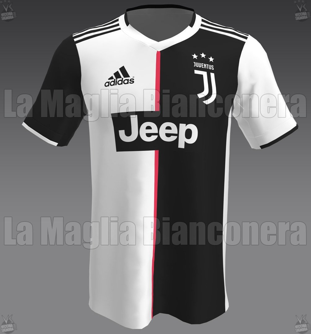Revolutionary | Juventus 19-20 Home Kit Design Leaked - Footy Headlines