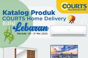 Katalog Promo COURTS MEGASTORE 1 - 30 Juni 2020