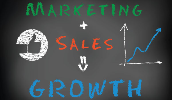 Key to Bring Improvement in Your Sales with Marketing