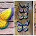 Aprende cómo hacer mariposas decorativas con yeso