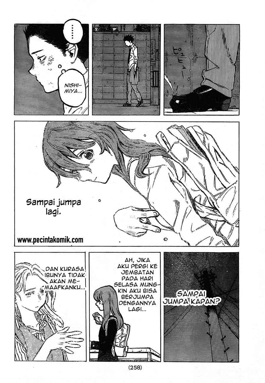 Koe no Katachi Chapter 07-22