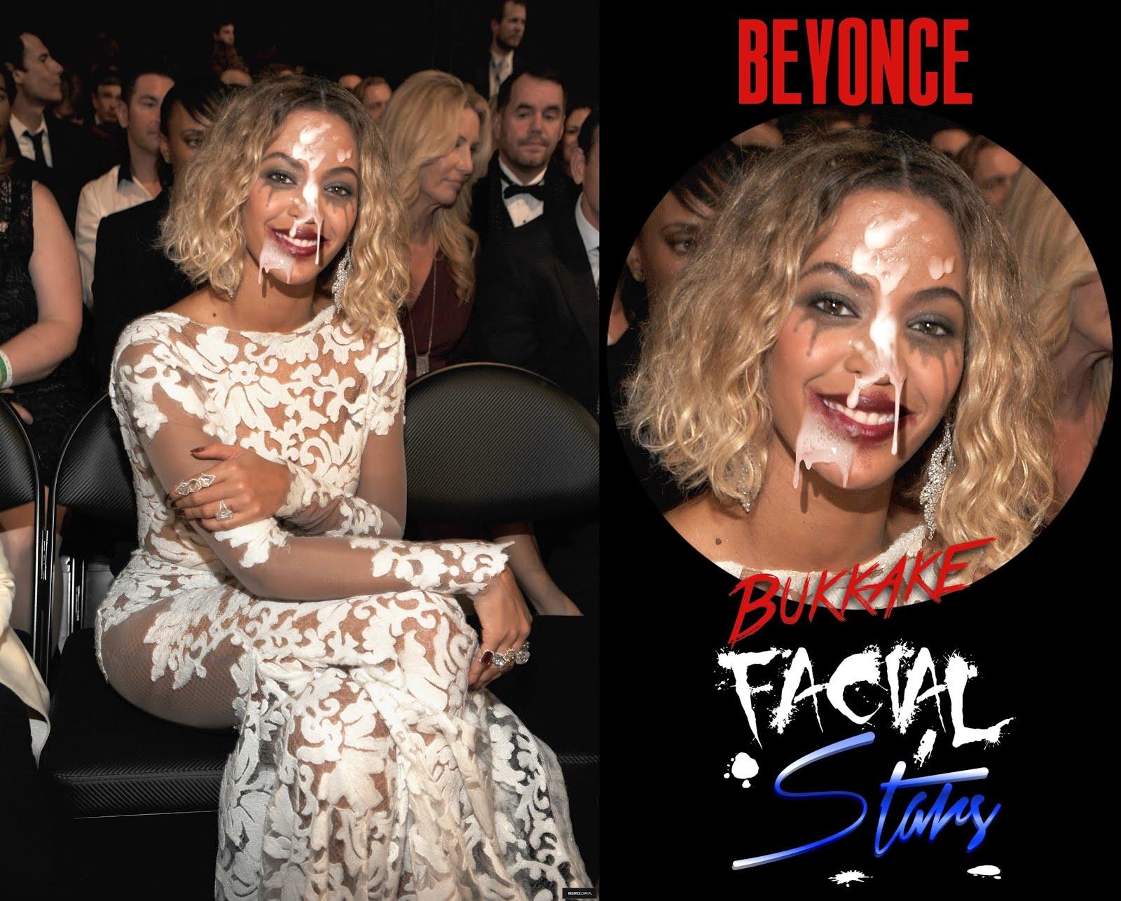 Beyonce Cum 59