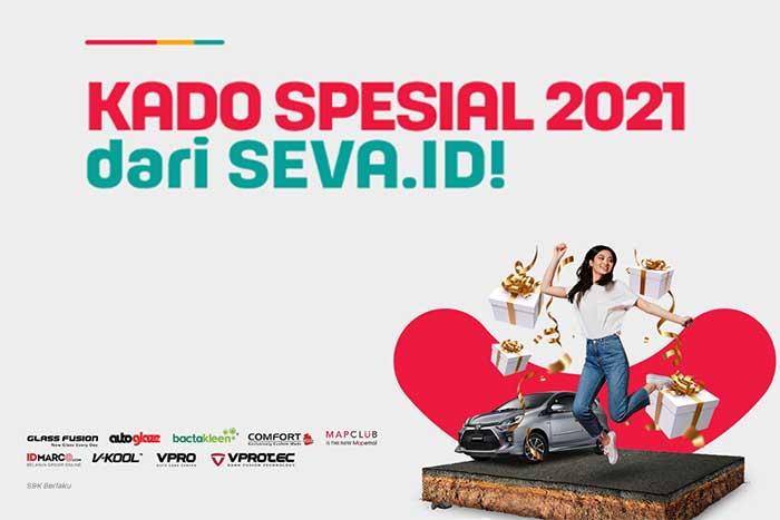 Kado Spesial SEVA Beli Mobil Baru dan Mobil Bekas 2021