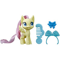 My Little Pony Fluttershy Reveal the Magic Brushable Single