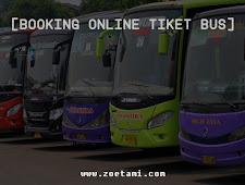 Cara Booking Tiket Bus Secara Online