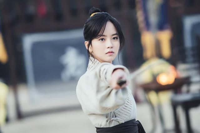 Kisah Putri Pyeonggang dari Goguryeo