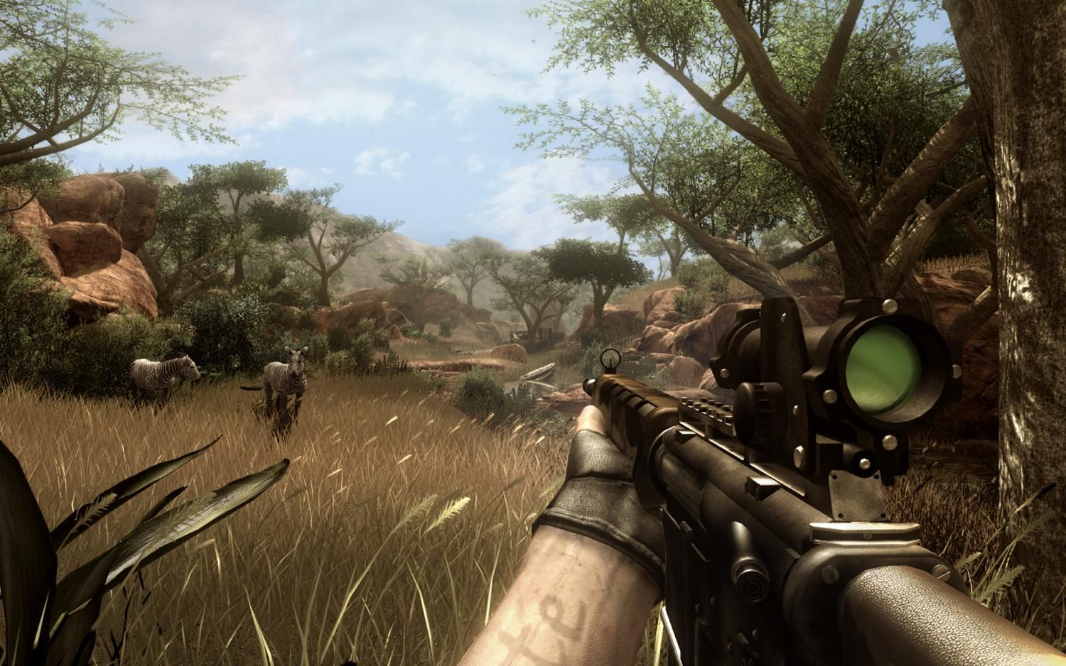 Far Cry 2 Free Download - Technology Ocean