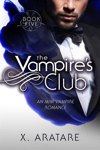 Book five   The vampire's club #5   X. Aratare