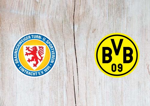 Eintracht Braunschweig vs Borussia Dortmund -Highlights 22 December 2020