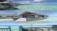 Boat Hotel at Cocoa Island Resort – Maldives