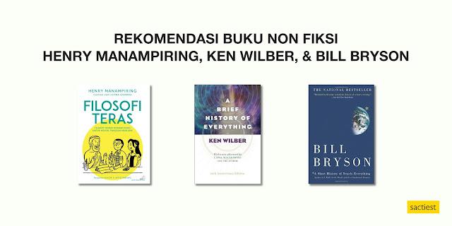 Rekomendasi Buku Non Fiksi yang Wajib Dibaca