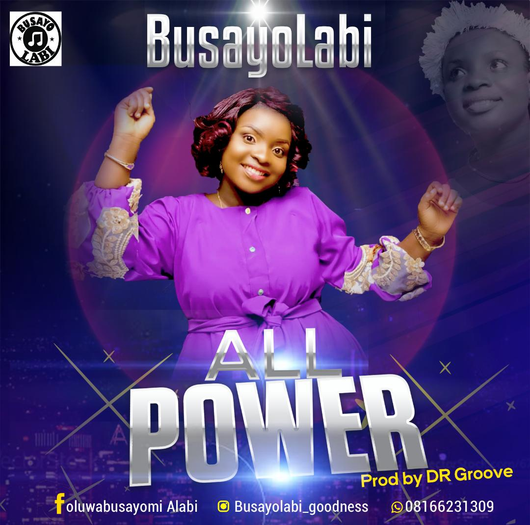 All Power - Busayolabi