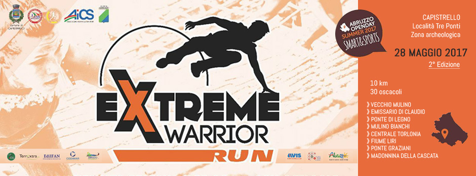 Extreme Warrior Run | News