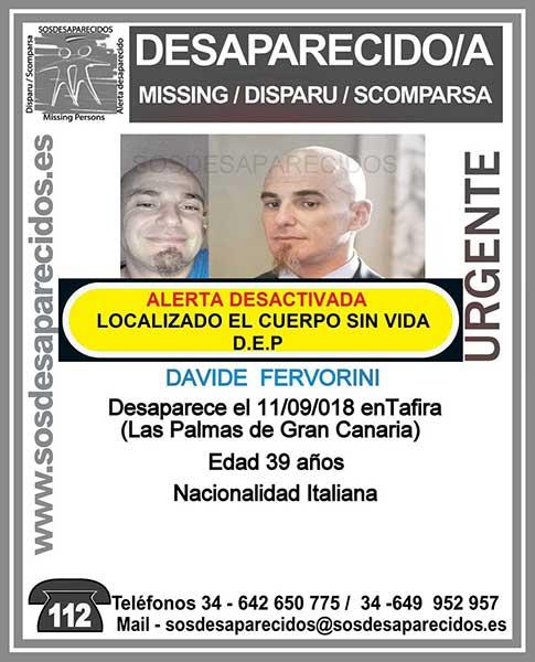 Encuentran sin vida hombre desaparecido en Tafira, Las Palmas de Gran Canaria