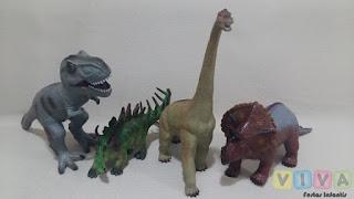 Locação Bonecos Dinossauros Porto Alegre