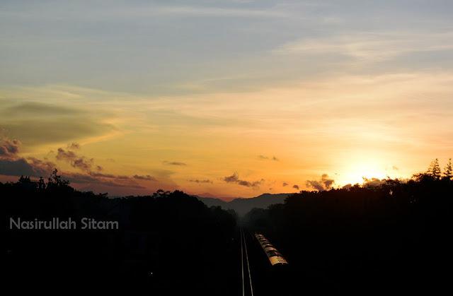 Selamat Pagi Kereta Api Indonesia