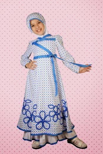 Baju muslimah untuk anak-anak