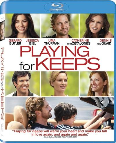 Playing For Keeps 1080p HD MKV Latino