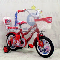 12 michel princess ctb sepeda anak