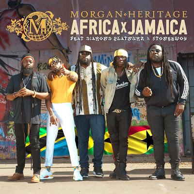 Morgan Heritage - Jamaica x Africa Ft. Diamond Platnumz & Stonebwoy