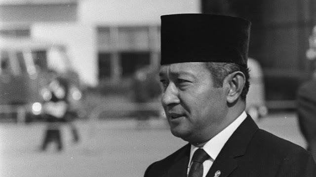 Soeharto, Presiden ke-2 RI