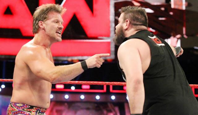 Chris Jericho vs Kevin Owens Payback 2017 Predictions