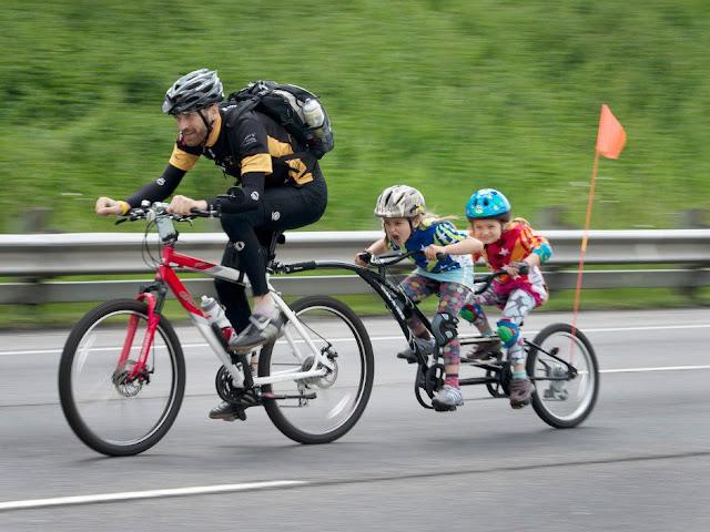 велокресло детское +как выбрать