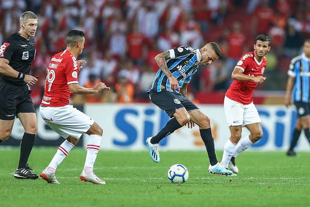 Duelo será na Arena OAS (Lucas Uebel / Grêmio)