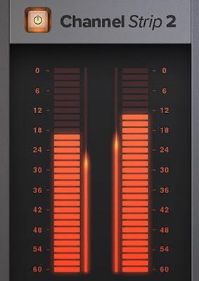 Cover do plugin Solid State Logic - SSL Native Channel Strip 2 v1.0.55