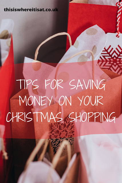 Tips for saving money on your Christmas shopping.