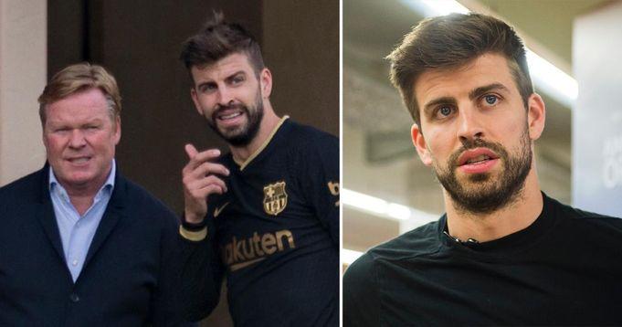 Gerard Pique drop retirement hint as he makes Barcelona promise