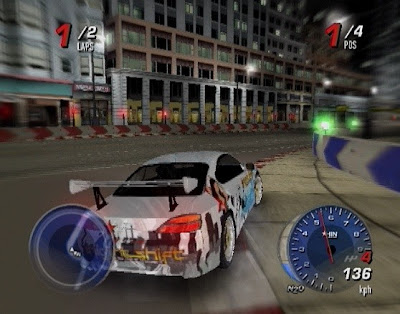 Juiced 2: Hot Import Nights (PS2) 2007