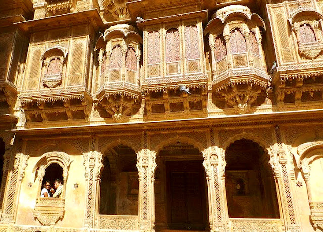 The Perfect 2 Days Jaisalmer Tour Itinerary, patwon ki haveli
