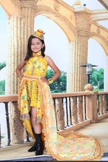 Novita Rizkiani Model Kota Serang