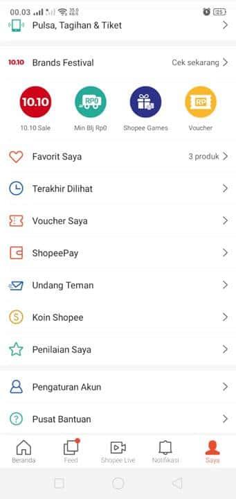 Cara Mengaktifkan ShopeePay Yang Benar Untuk Pengguna Baru