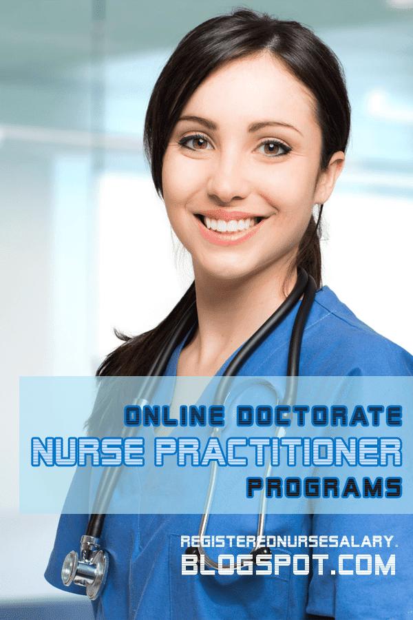 online doctorate nurse practitioner programs