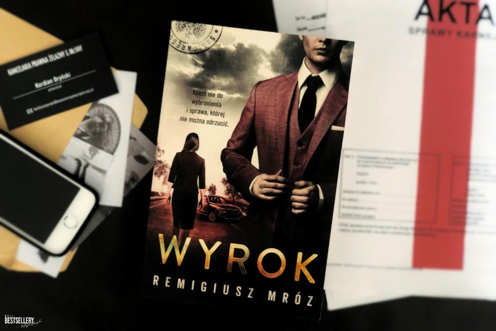 Wyrok Mróz recenzja książki