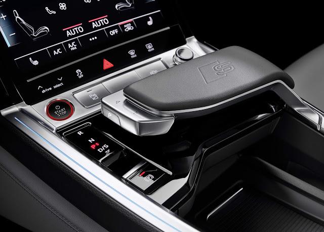 Audi e-tron S: 1º elétrico com 3 motores elétricos precificado