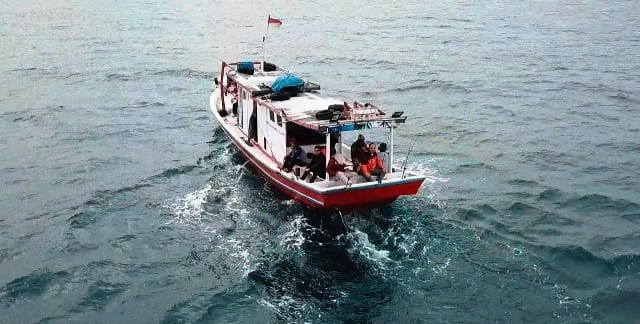 Lima Spot Mancing Keren Di Pulau Tunda