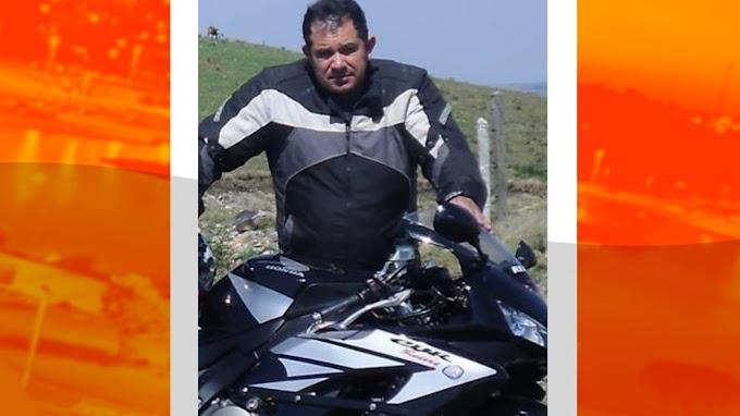 Corpo de motociclista Gilmar Eugênio Oliveira é encaminhado ao IML em Toledo