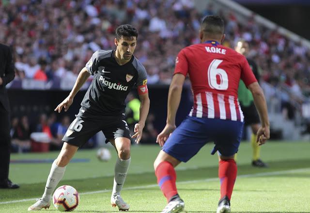 Claves Atleti Sevilla FC