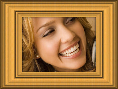 Simple Photo Frame - Wooden Frame